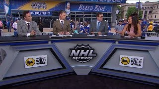 NHL Now:  Elliotte Friedman on Blues` addition of Dunn, goalie situation  Jun 3,  2019