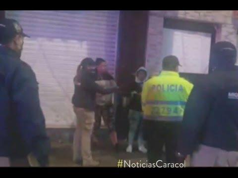 Mujeres a qué ofrecían servicios íntimos volvieron a las esquinas en el Centro de Bogotá