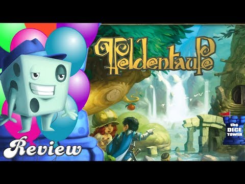Heldentaufe Review - with Tom Vasel