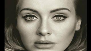Adele - Water Under The Bridge [Official Lyrics]