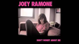 """Joey Ramone """"Venting (It's A Different World Today)"""""""