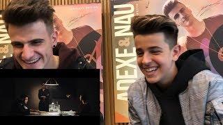 Video Reacción De Verdad - Adexe & Nau ft. Abraham Mateo
