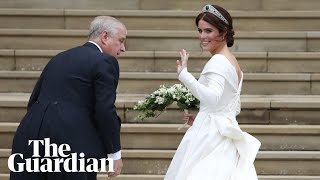 First glimpse of Princess Eugenie