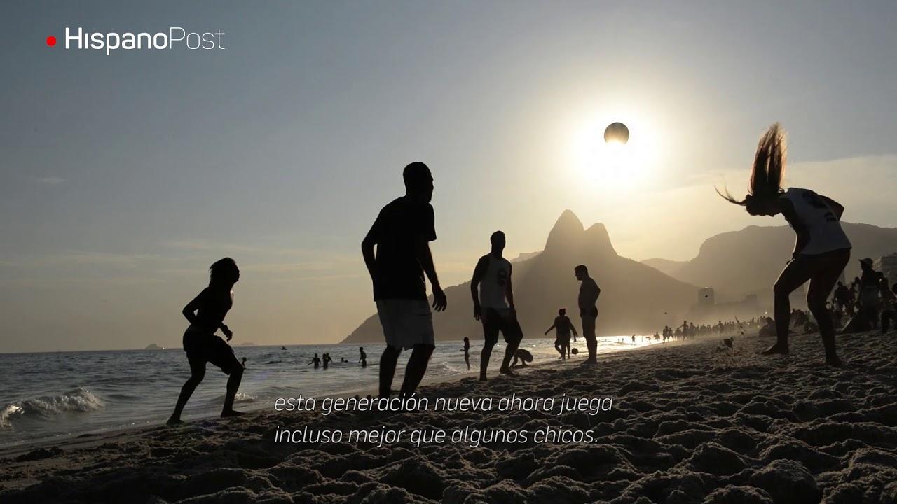 """La """"altinha"""" causa furor entre las jóvenes cariocas"""