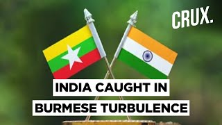 Myanmar Military Coup | What China Stands To Gain From Burma Instability & What It Means For India - Download this Video in MP3, M4A, WEBM, MP4, 3GP