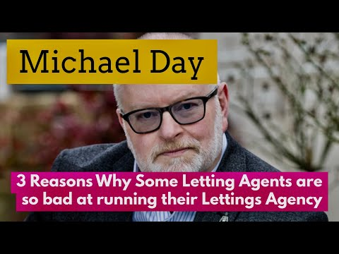Why are letting agents awful at running a business?