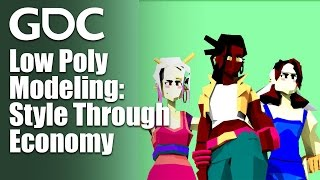 Low Poly Modeling: Style Through Economy