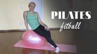 Пилатес с фитболом. Workout