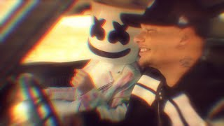 Marshmello X Kane Brown   One Thing Right (Duke & Jones Remix Video)