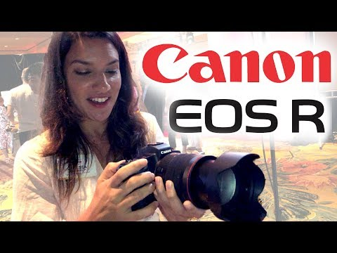 Canon EOS R Quick Review & GIVEAWAY!