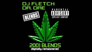 Notorious BIG, 50 Cent - Party & Bullshit Vs. Dr. Dre - Lets Get High (DJ Fletch Blend/Mashup)