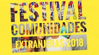 preview picture of video 'FESTIVAL DE COMUNIDADES EXTRANJERAS QUERETARO 2018'
