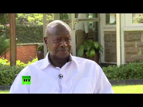 Africa still struggling against hegemonism, we find support from Russia & China – Uganda's president