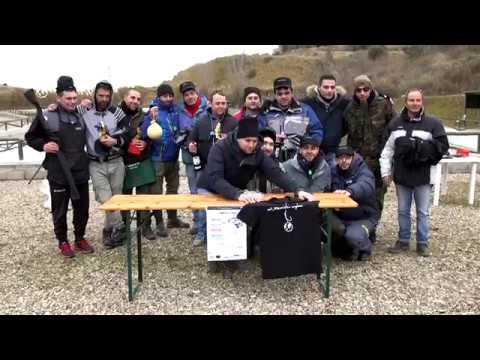 Pesca invernale di video da sotto di ghiaccio video