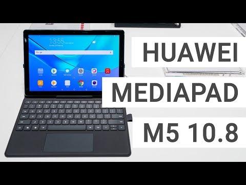 Huawei MediaPad M5 10.8: Tablet mit Android 8.0 Oreo im Kurztest   Deutsch