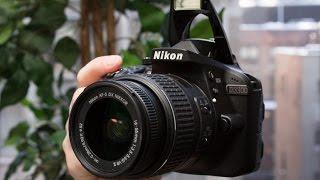 Nikon D3300 Unboxing & Quick Look