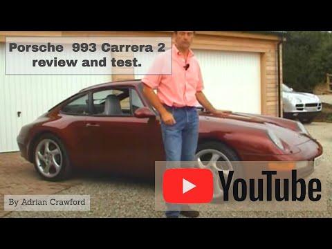 Porsche 911 993 Carrera 2 Coupe Test Drive