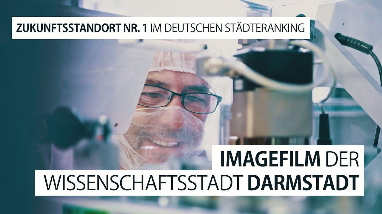 Imagefilm der Wissenschaftsstadt Darmstadt