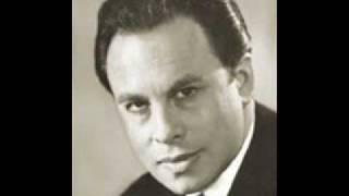 Gustav Mahler - Kindertotenlieder (1/5) perf. George London