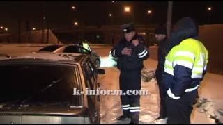 ДПС Сургута настигла подозреваемых в грабеже