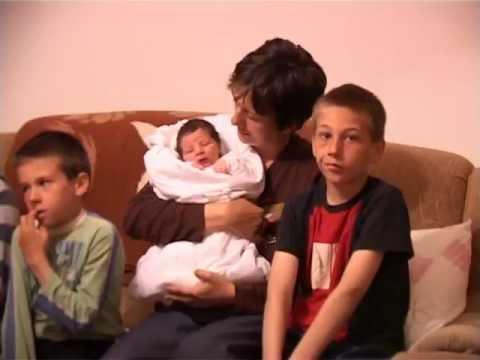 Porodica Supic iz Gacka sa sedam sinova