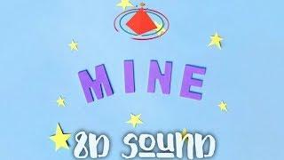 [8Д ЗВУК В НАУШНИКАХ] BAZZI - MINE (8D MUSIC) 8Д музыка 3d song surround sound