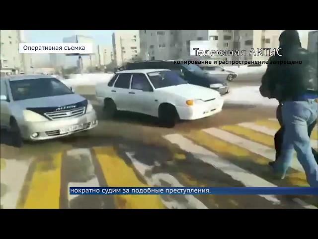 Берегись автомобиля по-ангарски