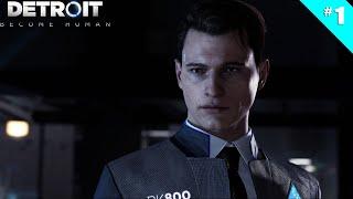 Detroit: Become Human - Ep 1 - Le Négociateur - Let's Play FR HD
