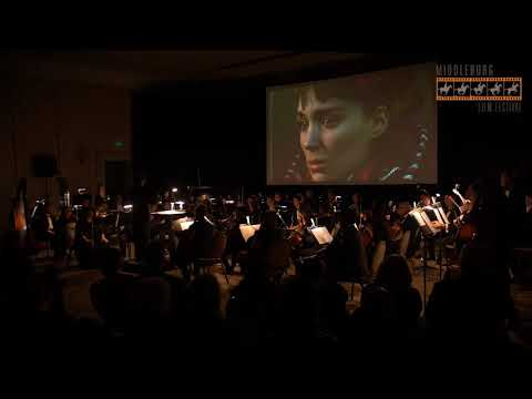 "Soundtrack ""Carol"" by Carter Burwell live performance of the orchestra"