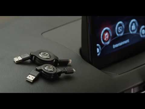 Audio Retractable Lightning Cable
