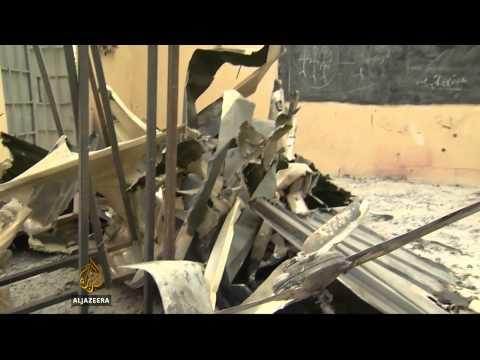 Nigerians protest against girls' abduction