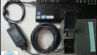 Set PG PC Interface by SIMATIC Manager Step 7 | SIEMENS PLC S7 300 / 400 | Part I