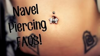 MORE Belly Piercing FAQs