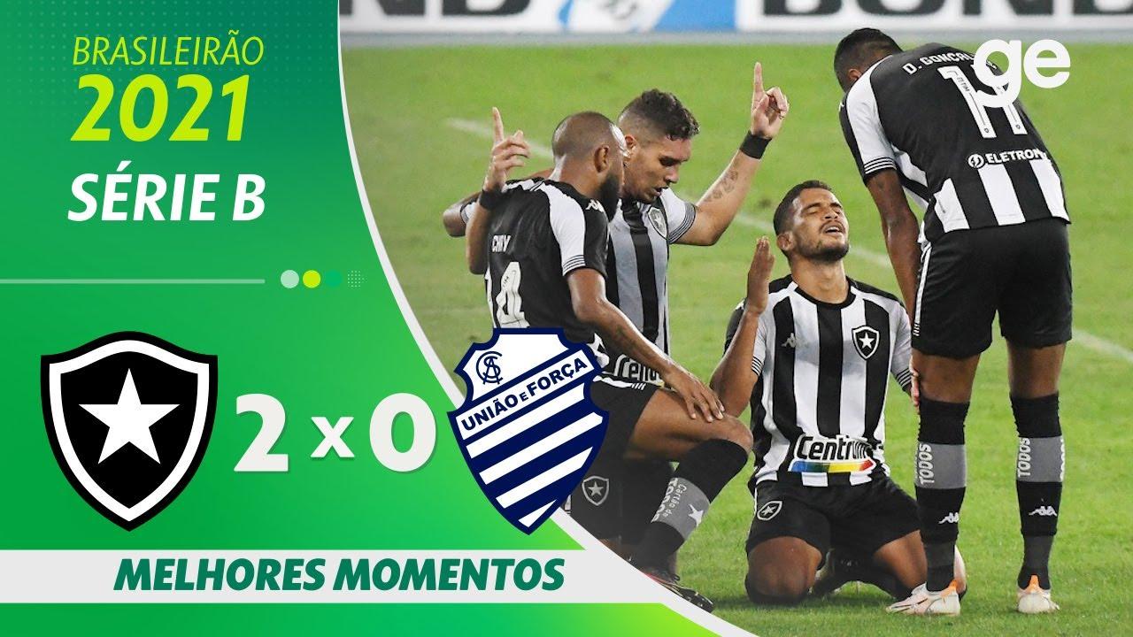 VÍDEO: Gols e melhores momentos da vitória do Botafogo sobre o CSA