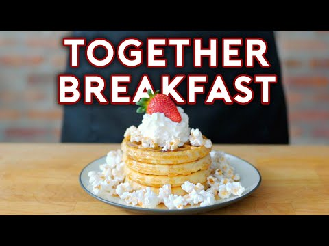 Binging with Babish: Together Breakfast from Steven Universe