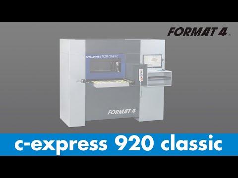 FORMAT-4 c-express 920
