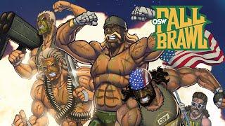 WCW Fall Brawl 1995   OSW Review 57