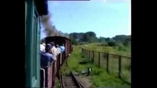 preview picture of video 'Pomorskie KD Lipiec 1995 - Pociąg specjalny z Dobrej do Gryfic cz. 1'