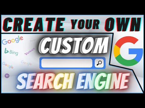 How To Create Your Own Google Custom Search Engine For Free