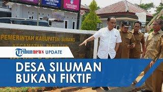 Wakil Menteri Desa Budi Arie Kunjungi Desa Siluman, namun Bukan Desa Fiktif