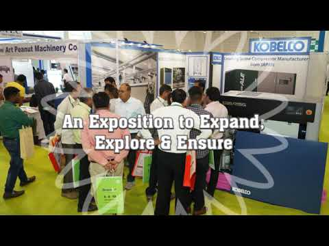 6th Edition of GrainEx India Exhibition 2017 in Gujarat
