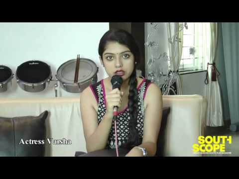 Exclusive! Actress Varsha tells SouthScope all about Yaanum Theeyavan