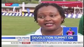 Pomp and colour at 6th Devolution Conference in Kirinyaga County