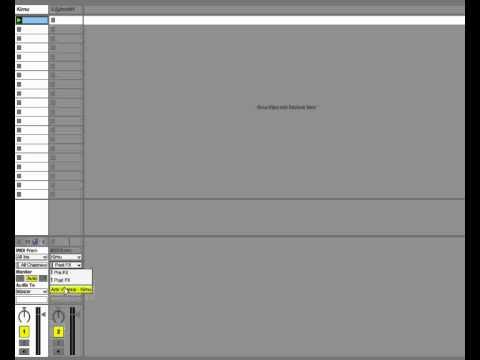 Kirnu - Setup in Ableton Live
