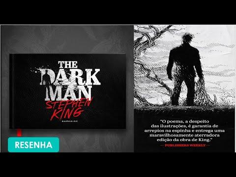 THE DARK MAN - O HOMEM QUE HABITA A ESCURIDÃO? de Stephen King ?Resenha Tour