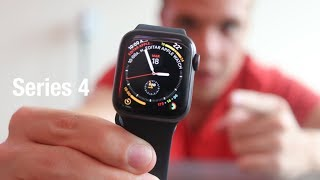 UnboxingdelAppleWatchSeries4