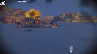 World of Warships - Dakka and his Hype man