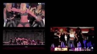 Gimme More: VMA 2007 Split-Screen Performance