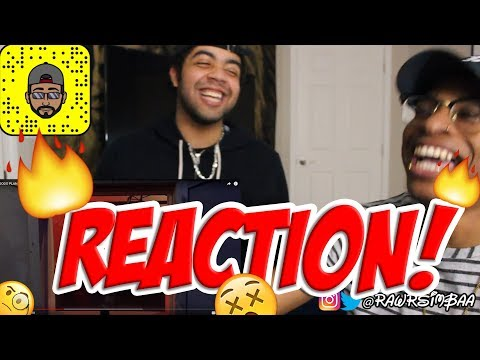 IAMTHEREALAK GODS PLAN (REMIX) REACTION WITH DRAKE!!