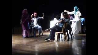 Kampung Kulu Kilir Teater Ukm Part 1